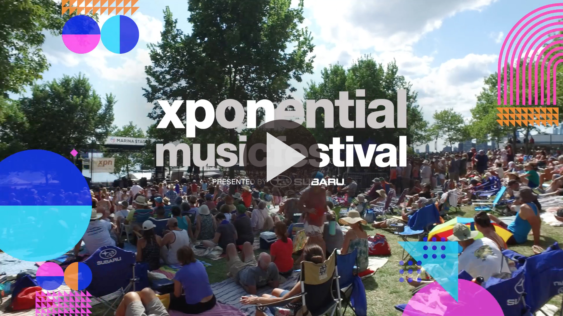 XPoNential Music Festival 2019
